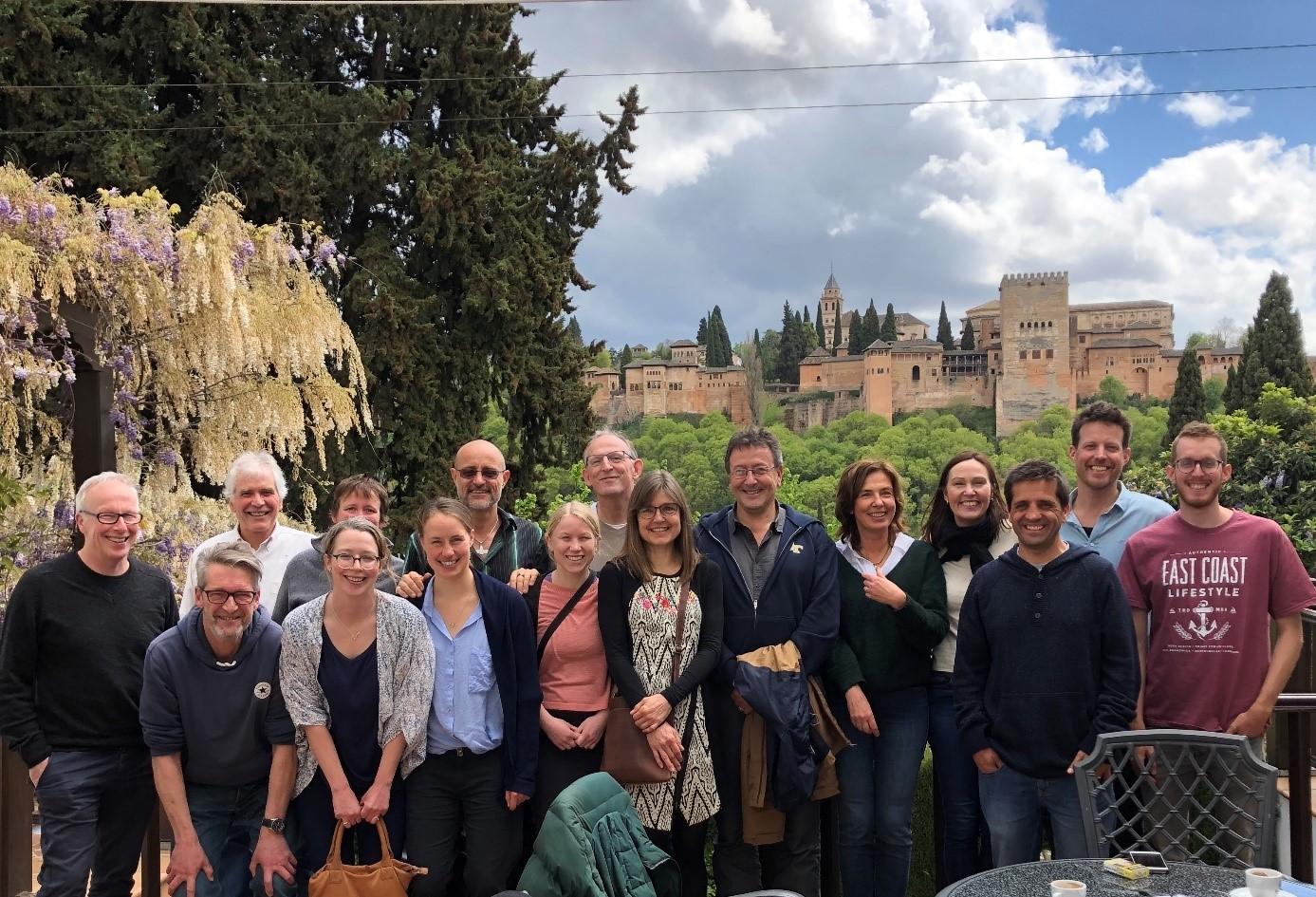 Arbeidsmøte I Granada Om Makroalgenes Rolle I Det Globale Karbonbudsjettet